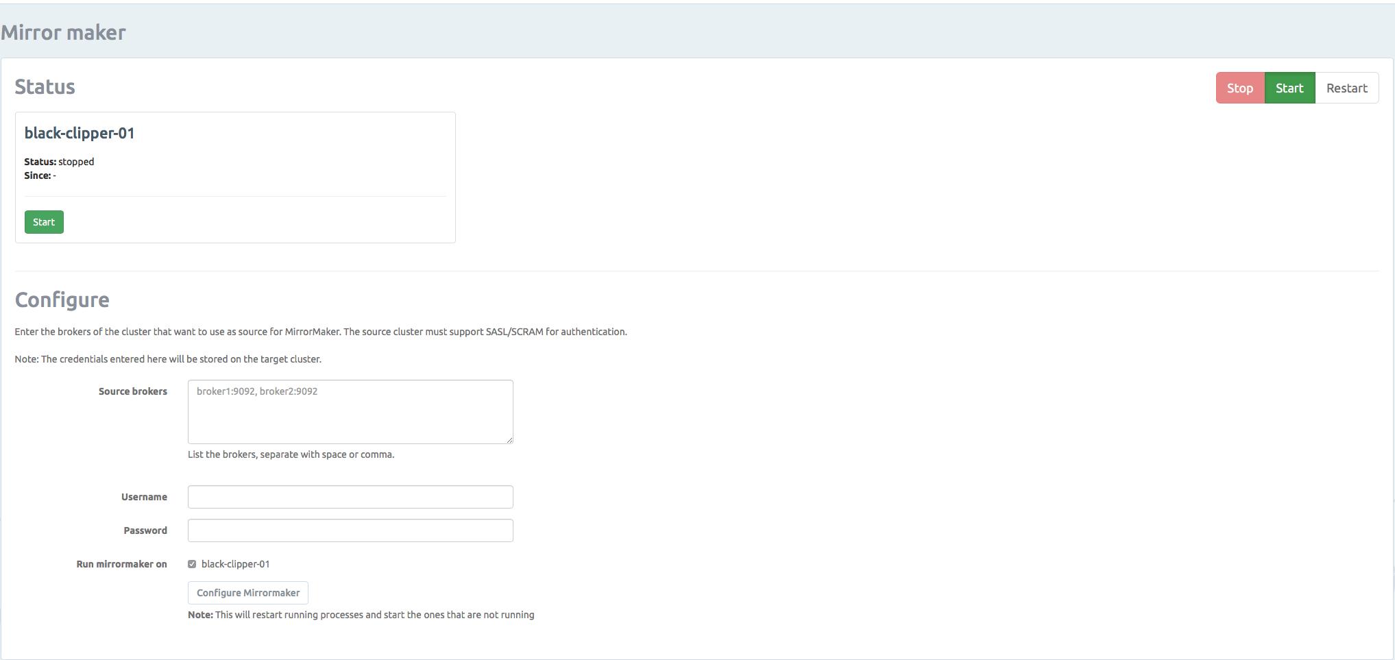 CloudKarafka releases Kafka MirrorMaker integration