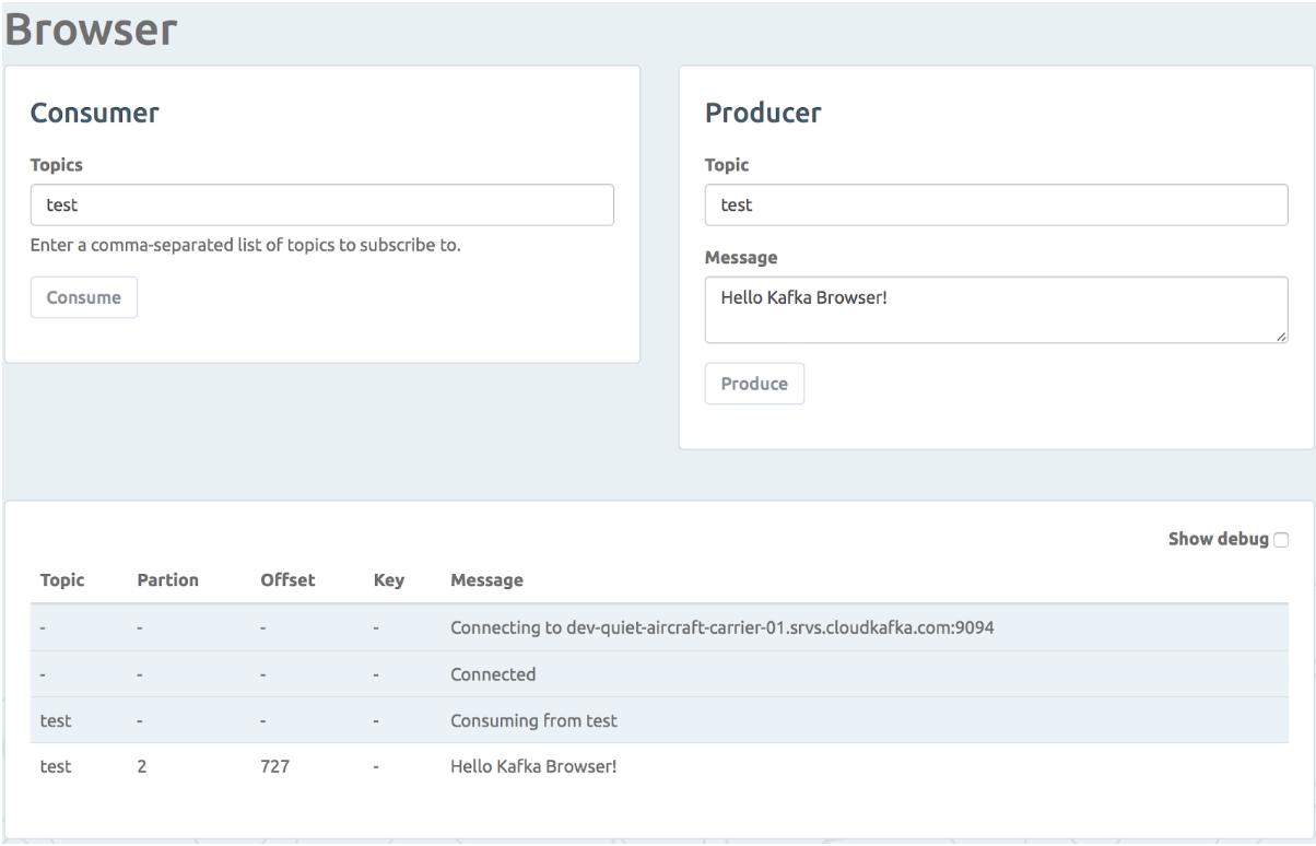 Product overview - CloudKarafka, Apache Kafka Message streaming as a